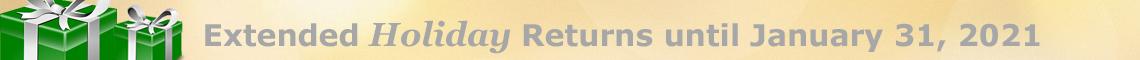 Extended Returns