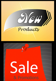 New Products and Sales and Promotions